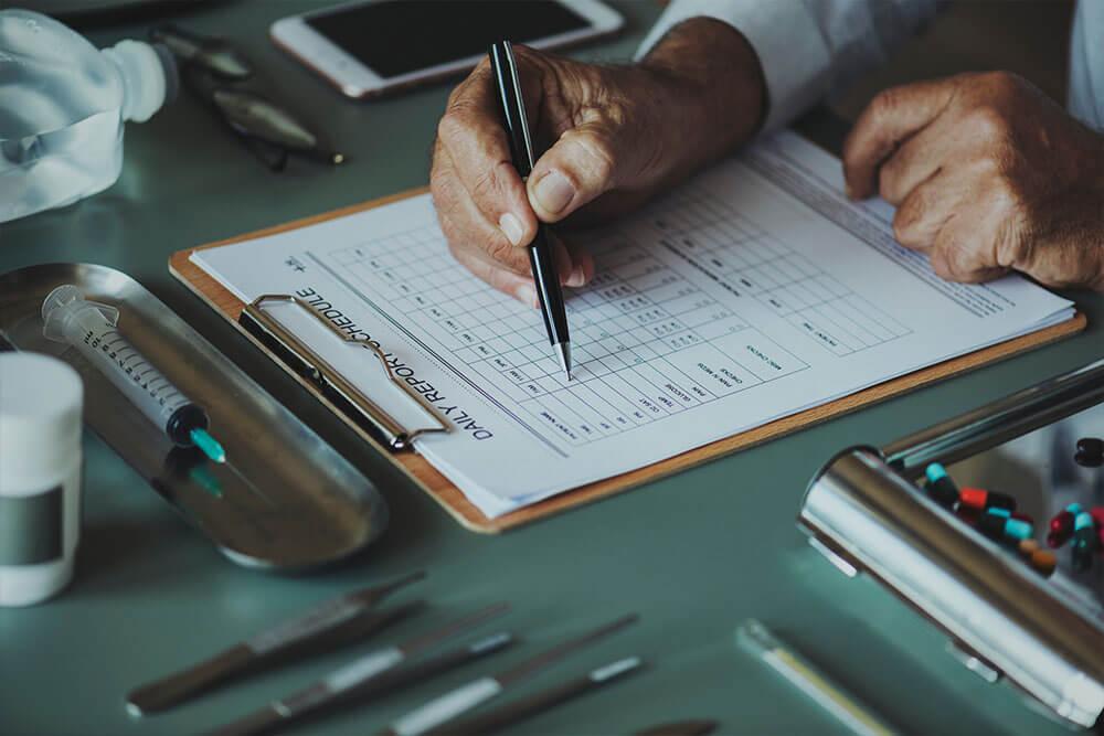 Documentació i administració sanitàries itv